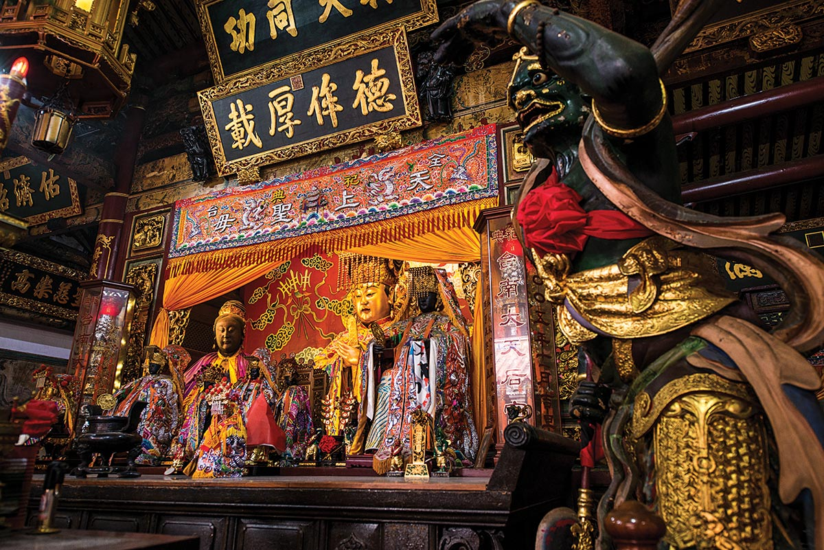best taiwan temples