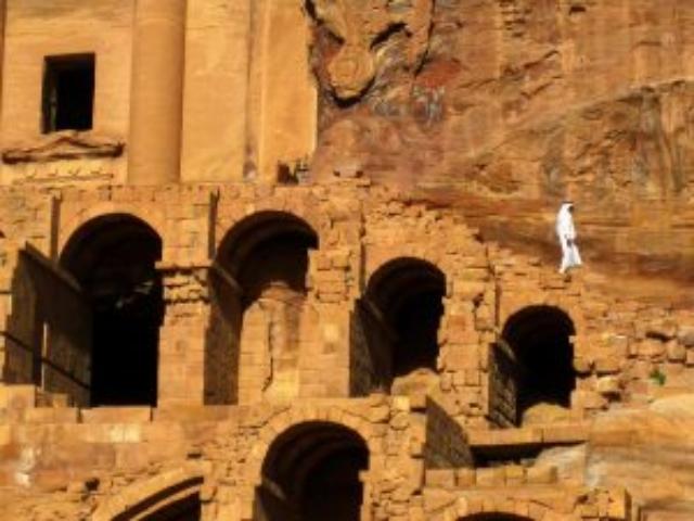 petra jordan photo