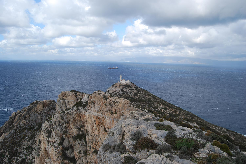 datca peninsula hike