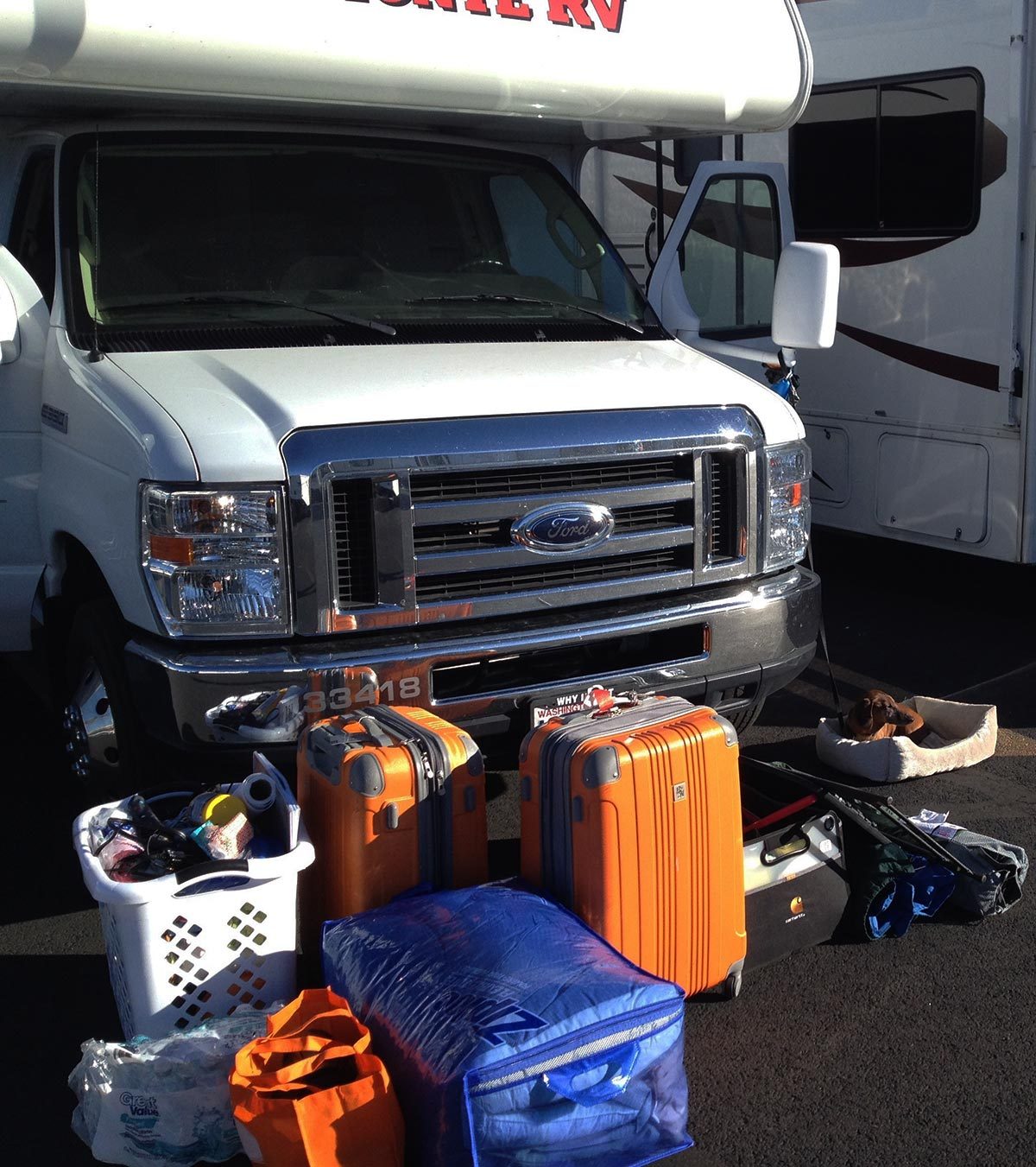 tips for first cross country rv trip