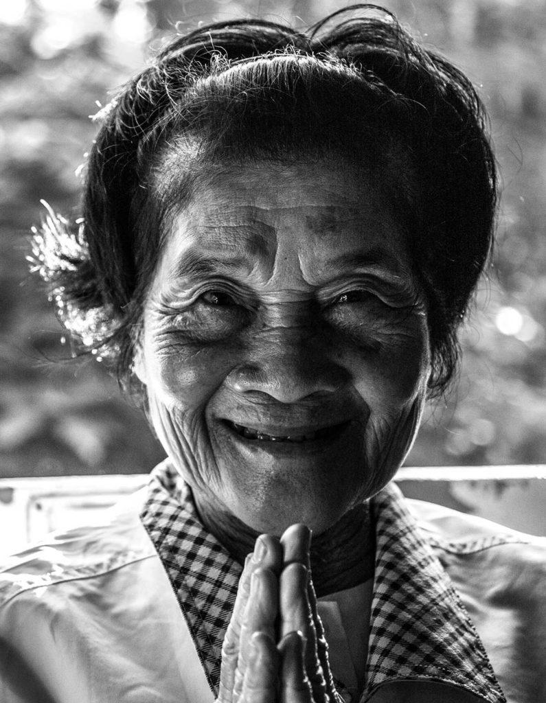 lovely thai woman