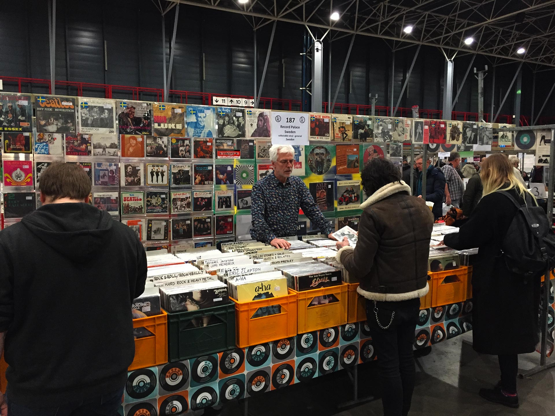 utrecht mega vinyl fair