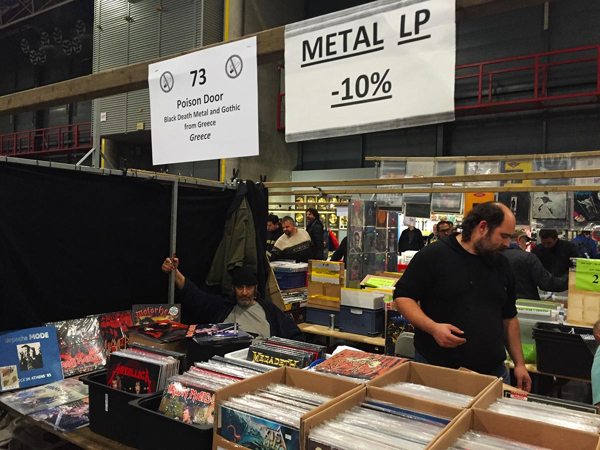utrecht vinyl fair what it's like