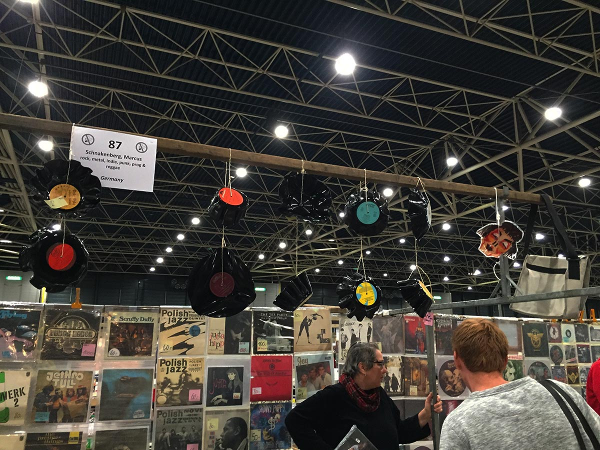 largest vinyl fair utecht