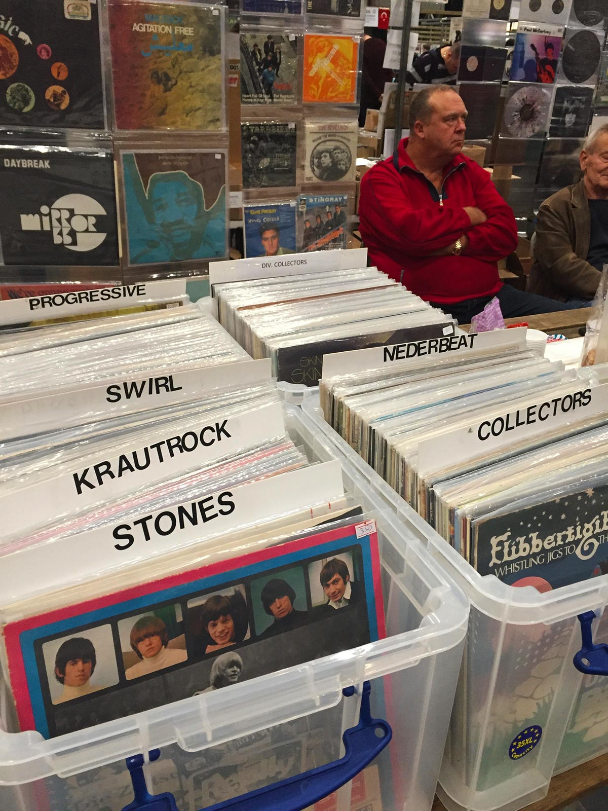 world's biggest vinyl fair