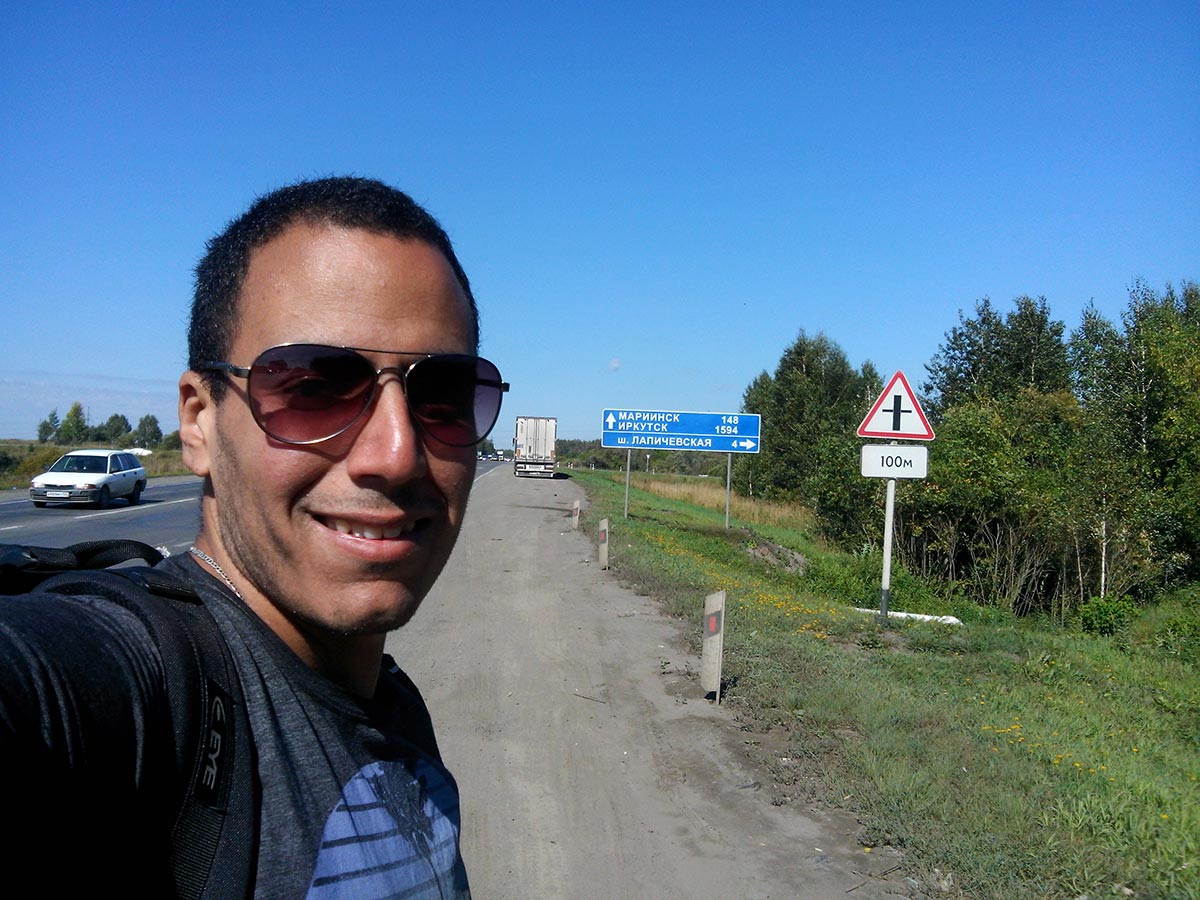 hitchhiking tips for russia