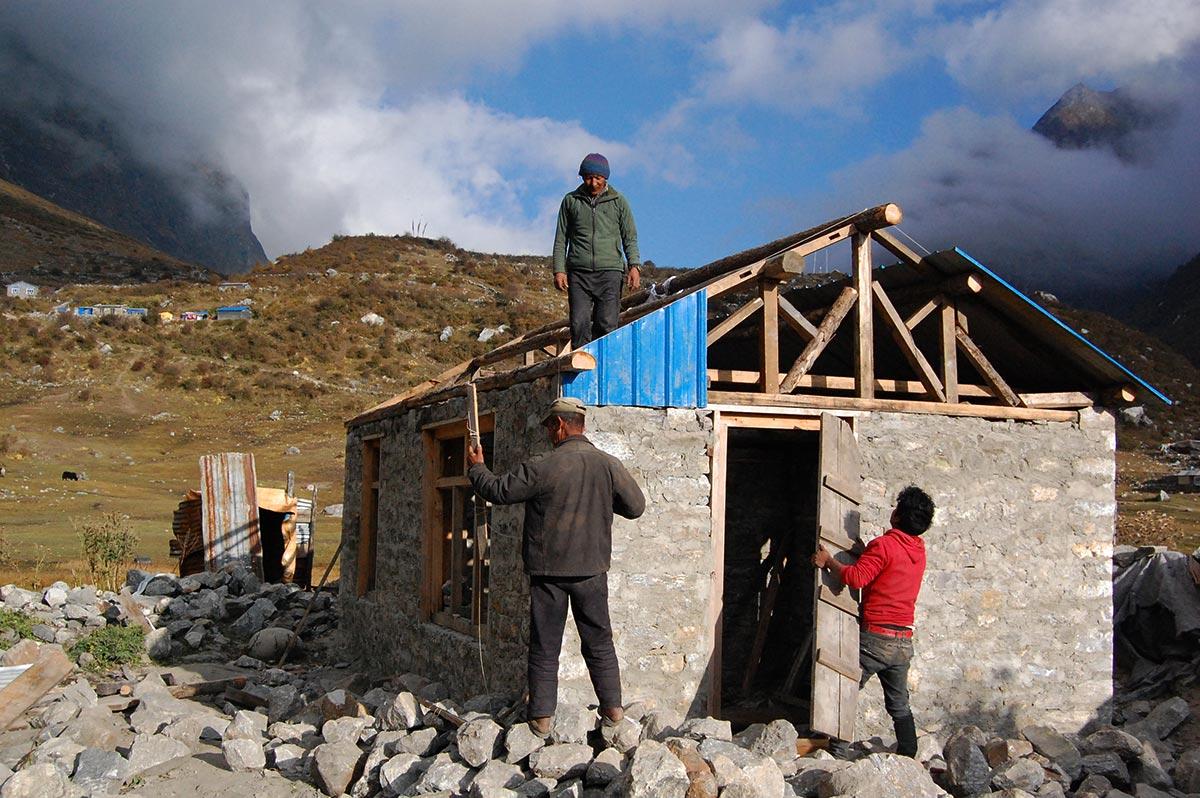 langtang nepal travel story