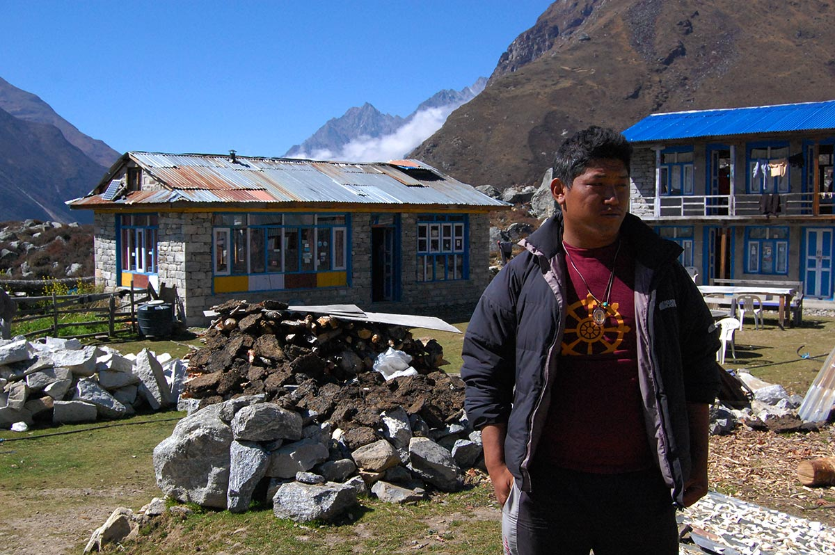 langtang valley nepal earthquake