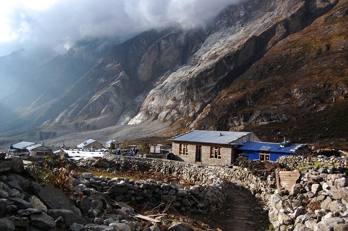 langtang nepal tourism