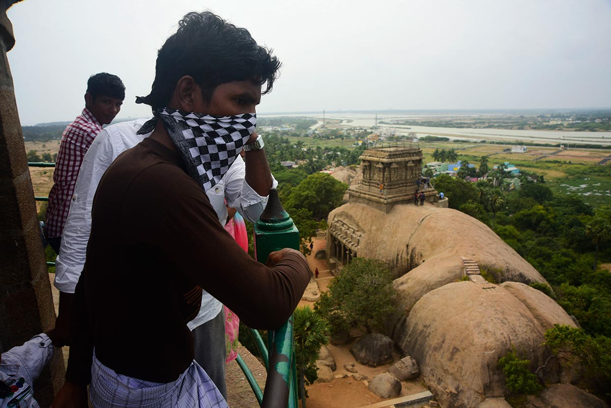 mahabs heritage site