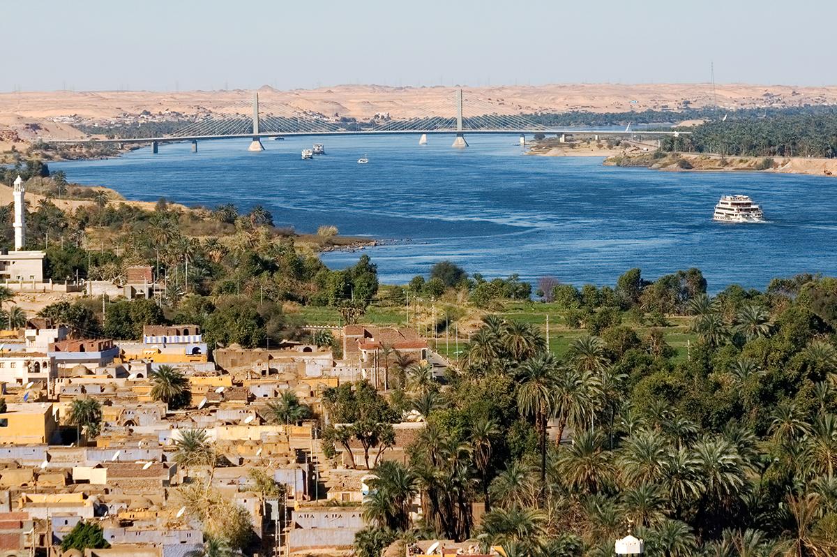 aswan weekend getaway
