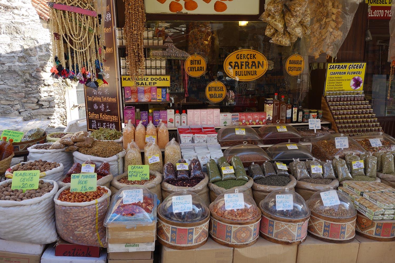safranbolu spice market