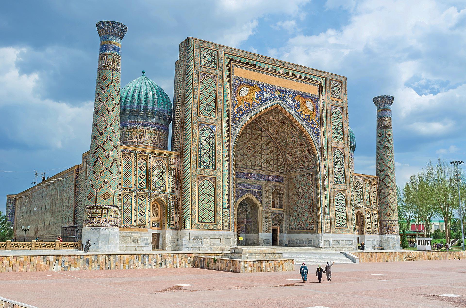 uzbekistan tour exodus