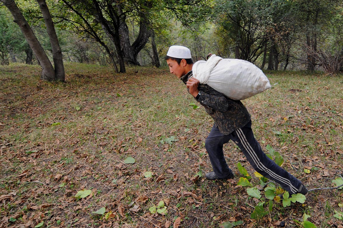kyrgyzstan photo journalist