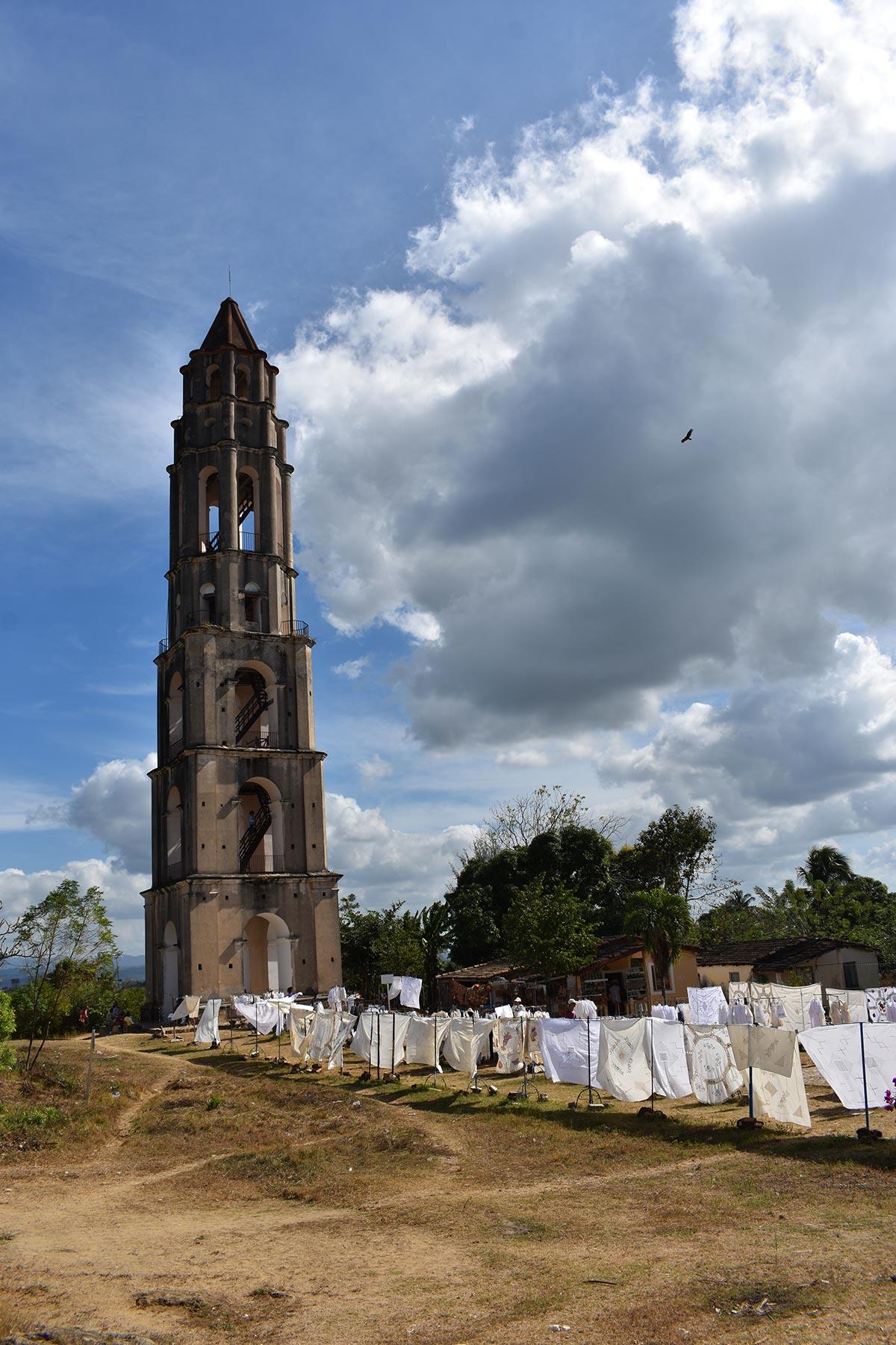 cuban slave plantation tower
