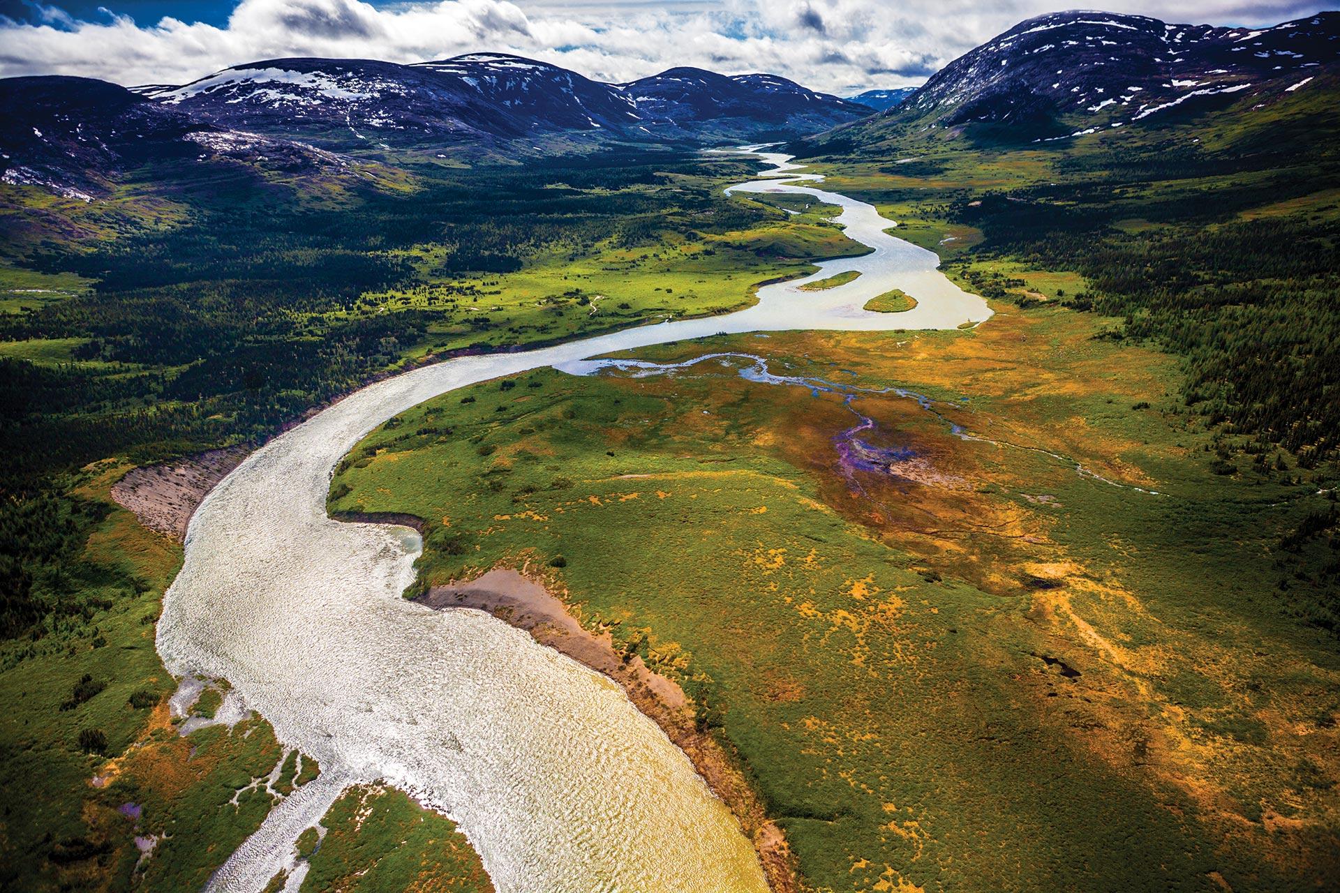 koroc river valley