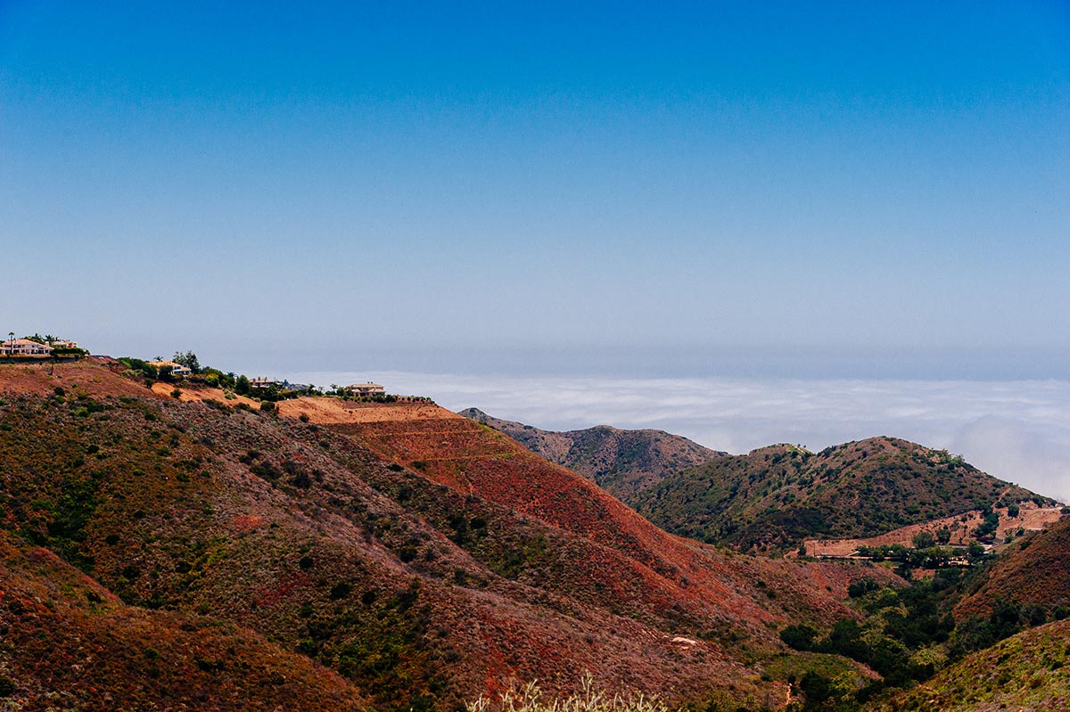 malibu state park views