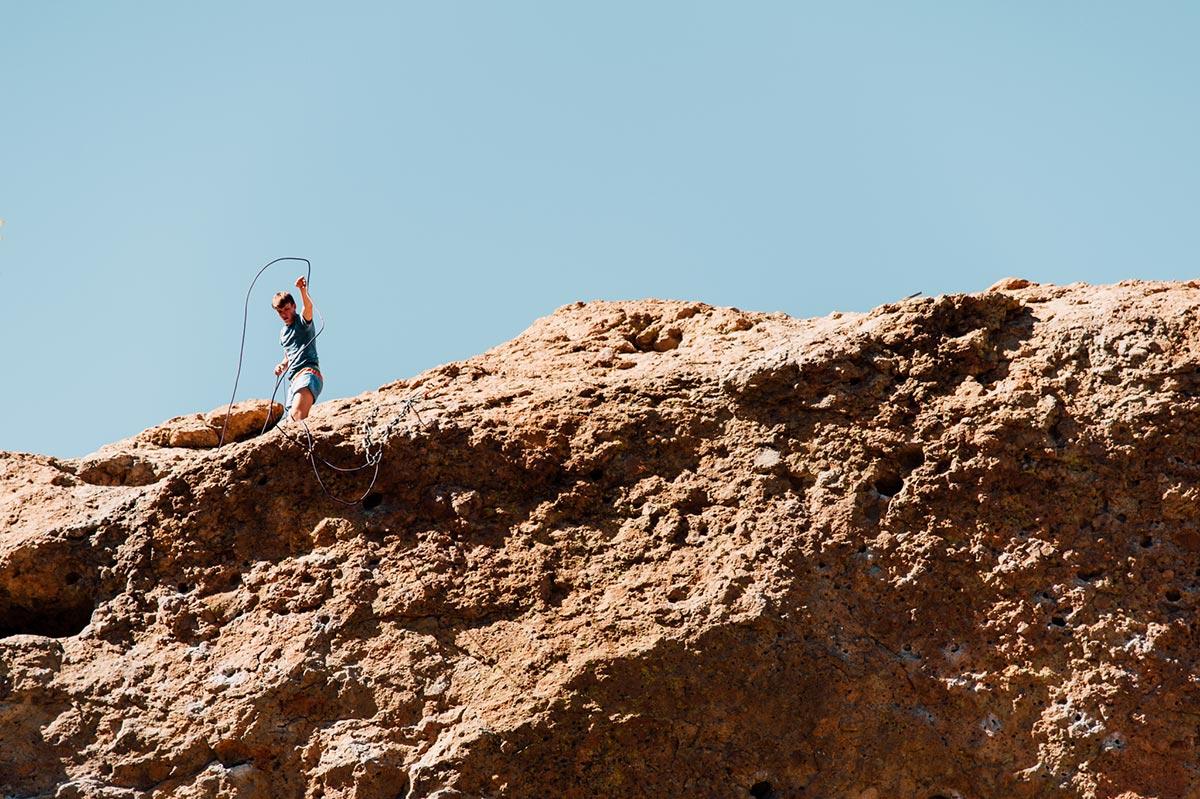 malibu state park cliff jumping