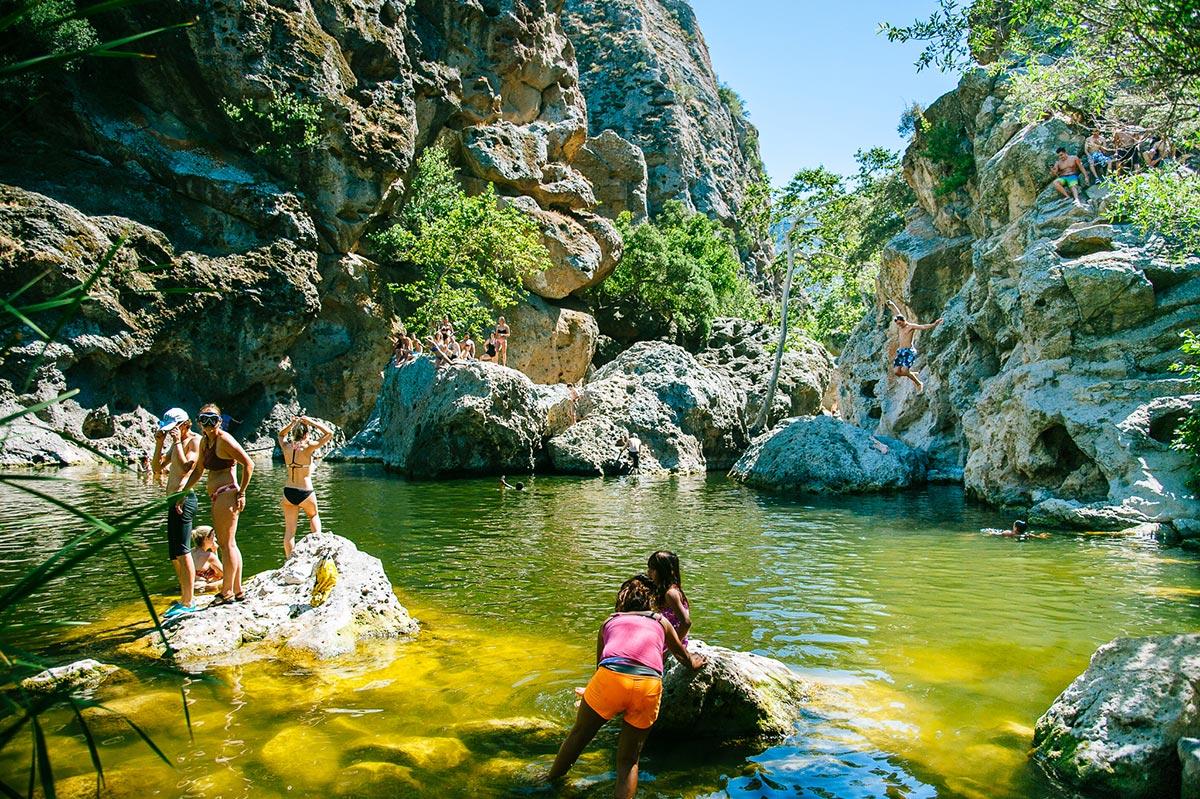 malibu state park pools