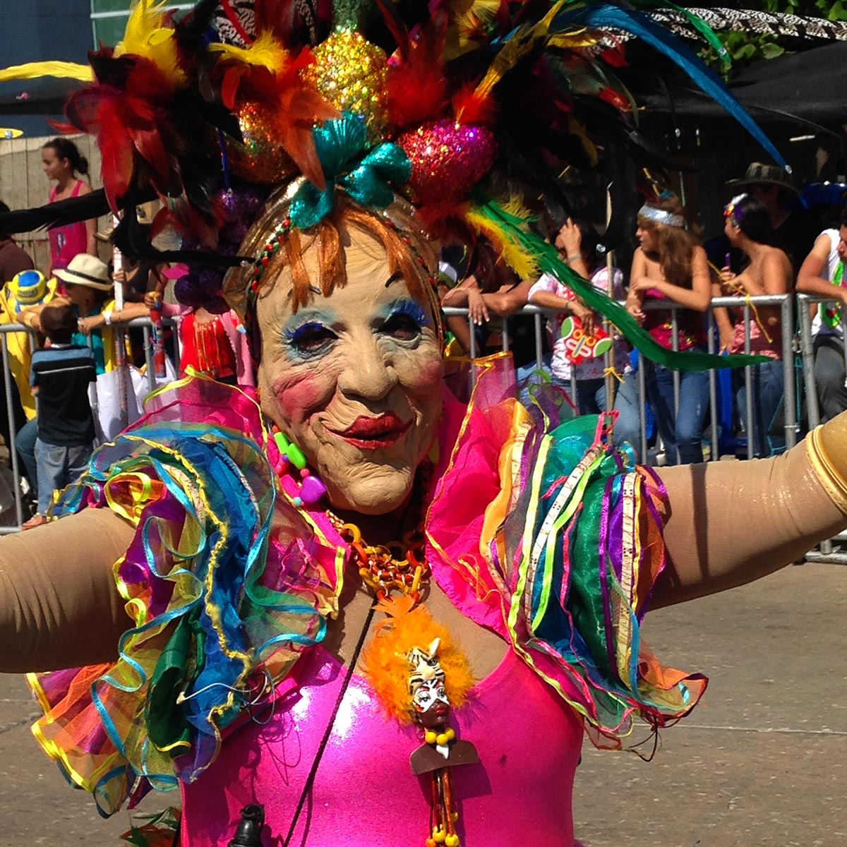 carnaval de barranquilla travel
