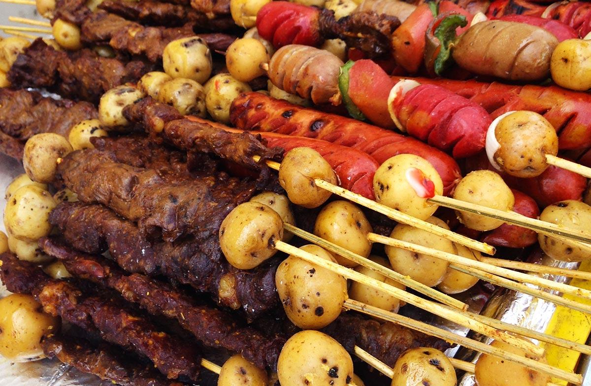 barranquilla street meats
