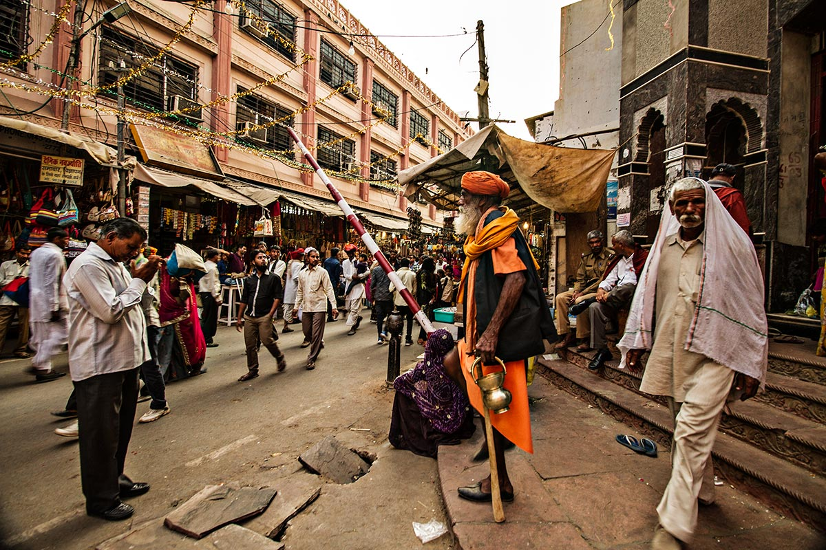 pushkar street photography