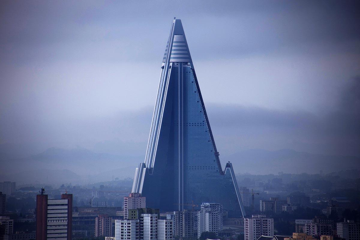 North Korea's 'Hotel of Doom' is Almost Open, But Not For Americans