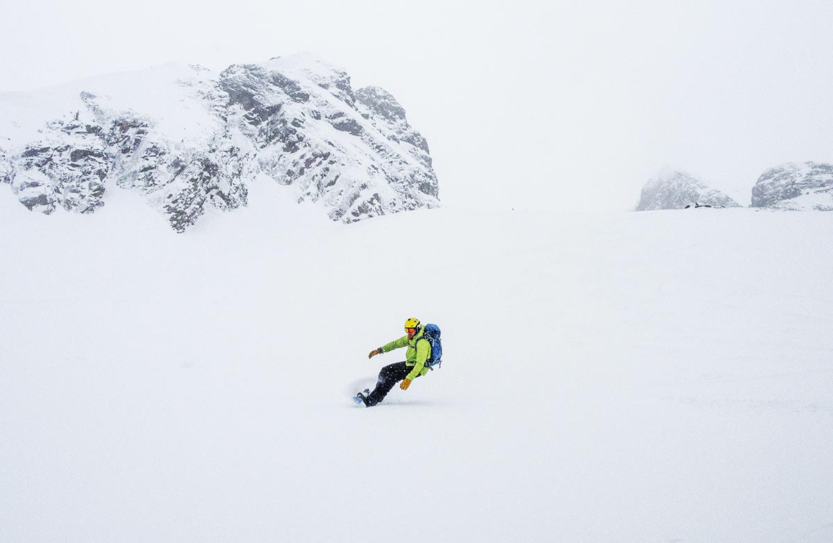 skiing british columbia
