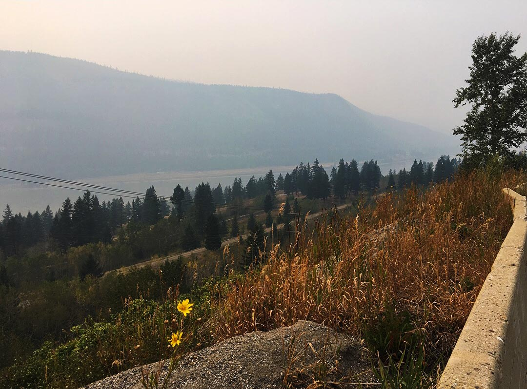 british columbia wildfires travel advice