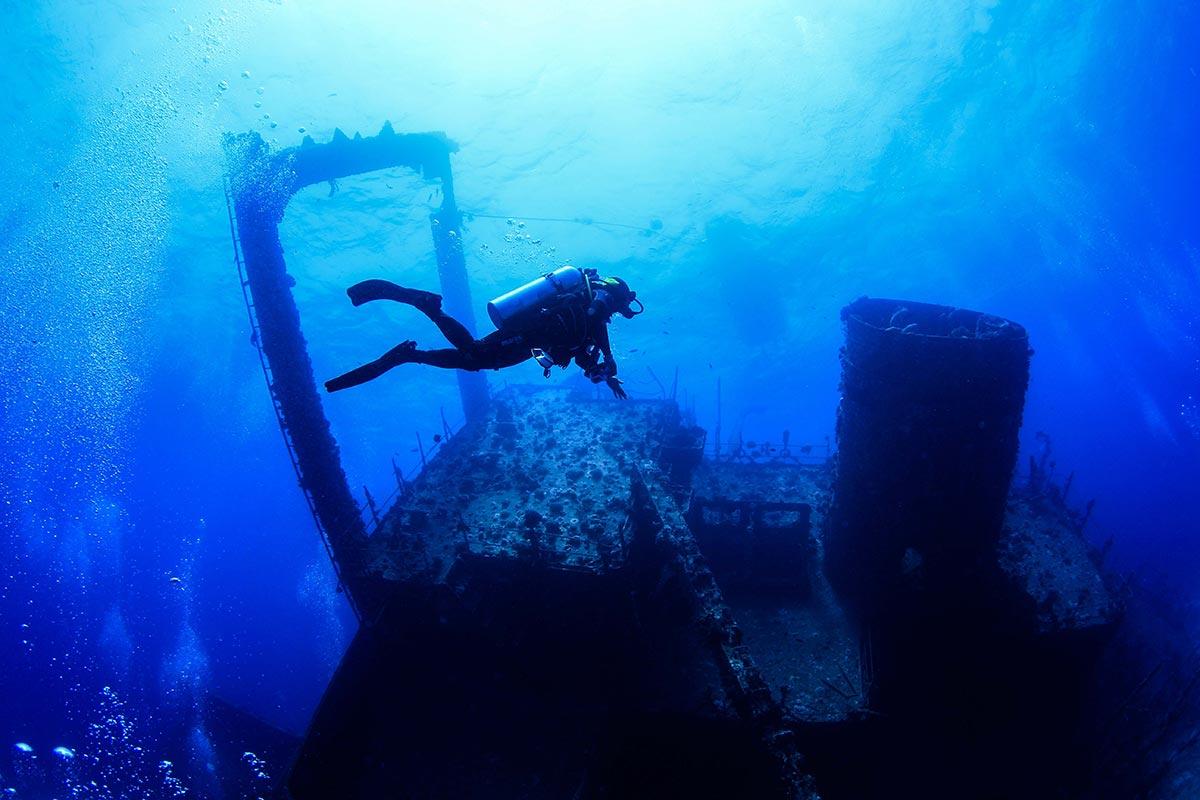 underwater photo tips
