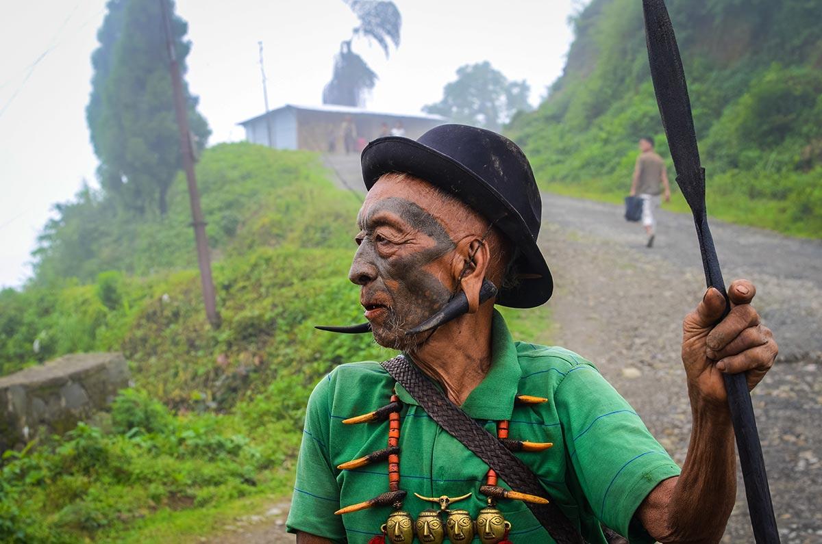 konyak nagaland tribe