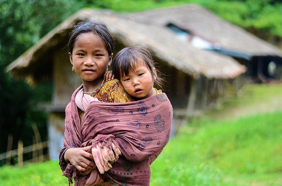 konyak tribe visit