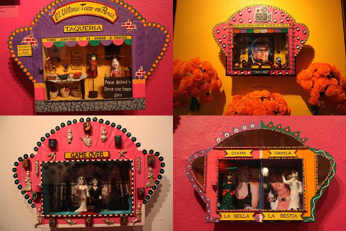 mexican nichos gallery
