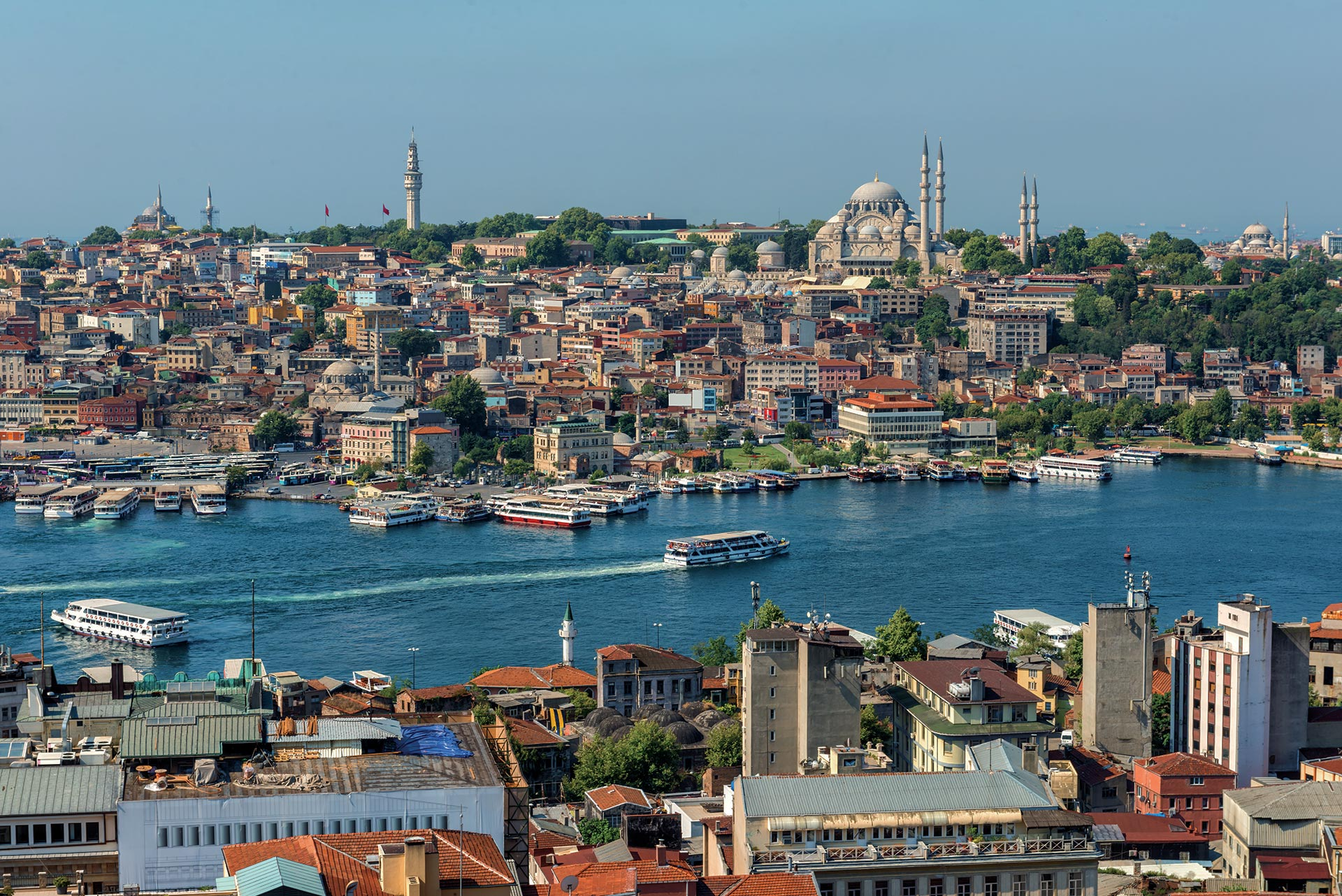 istanbul short tour