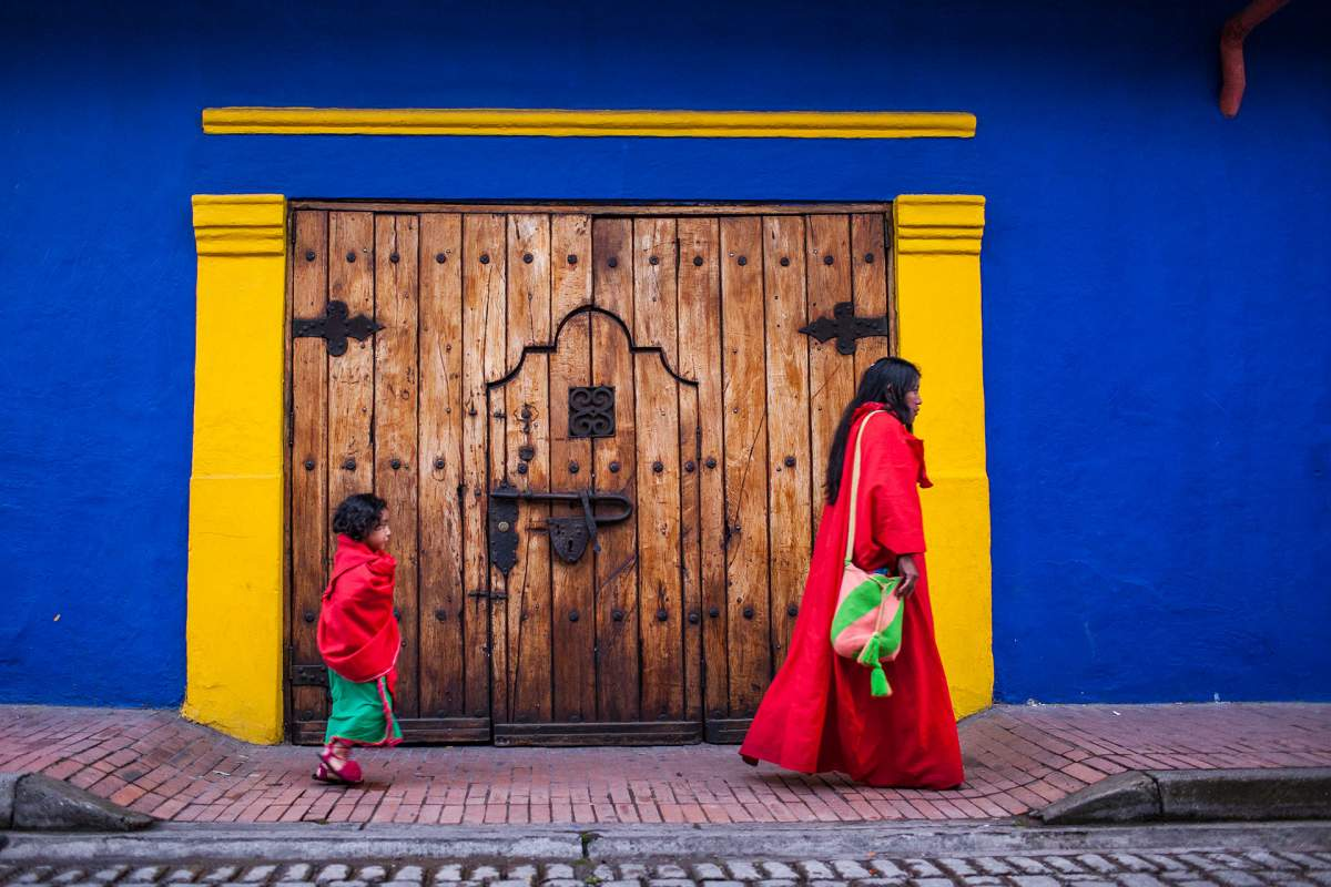 bogota photography