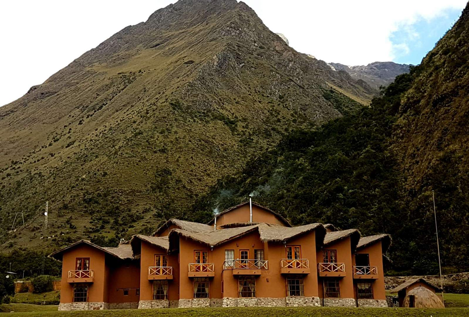 Mountain Lodges of Peru lodge, Salkantay Trek Peru
