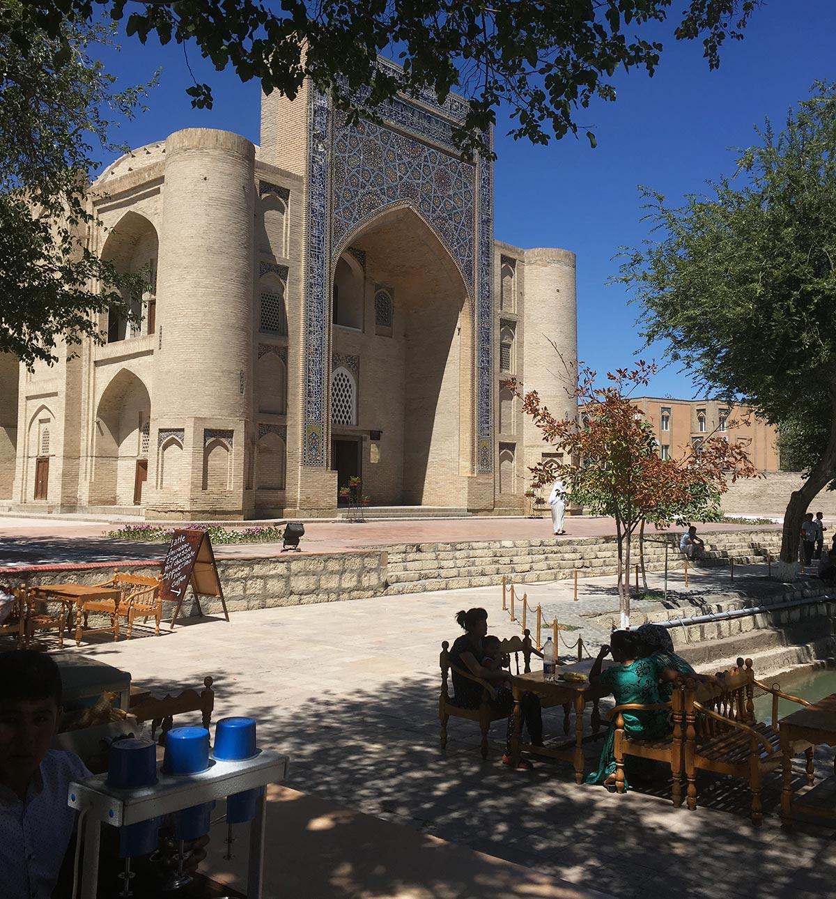 Lyab-i Hauz Bukhara