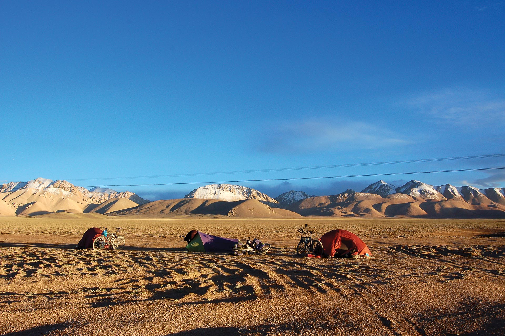 Retracing Marco Polo: Cycling the Silk Road in China