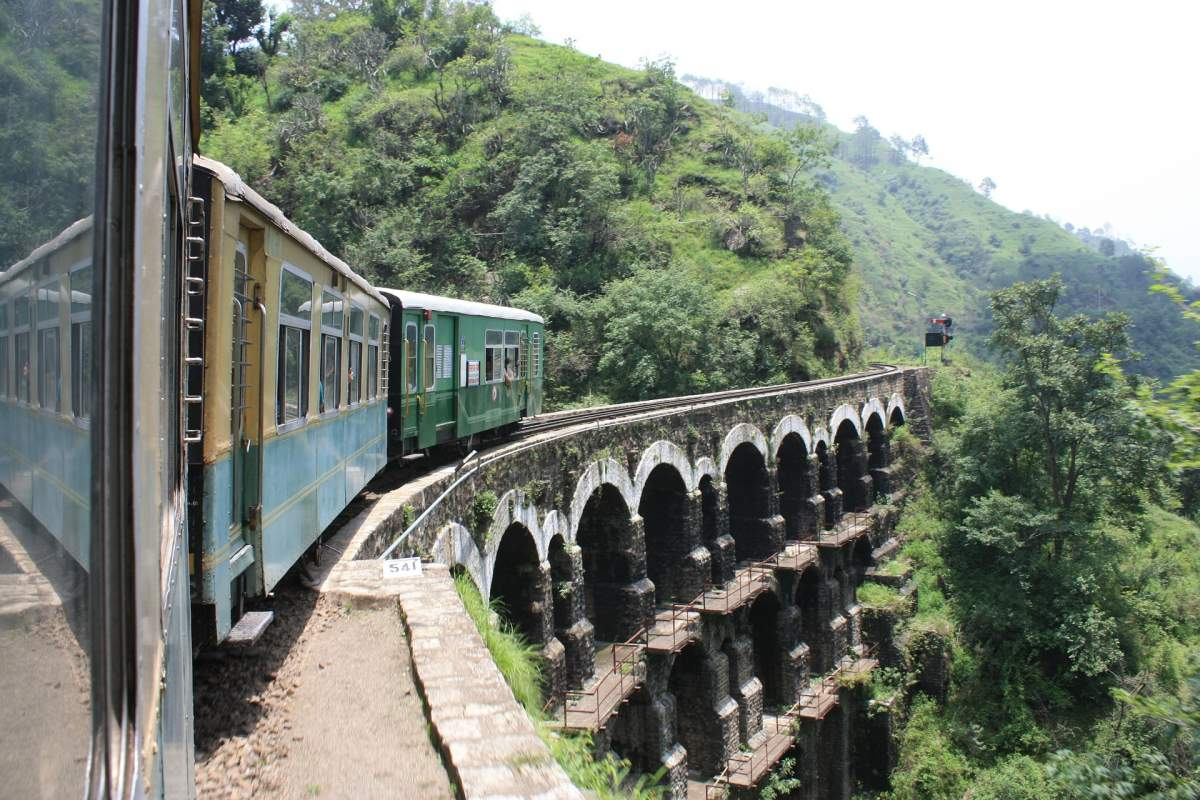 India, Train Travel