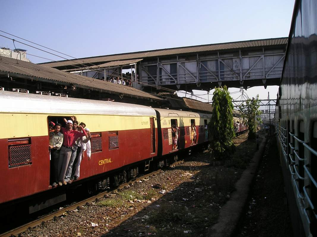 India, Train Travels