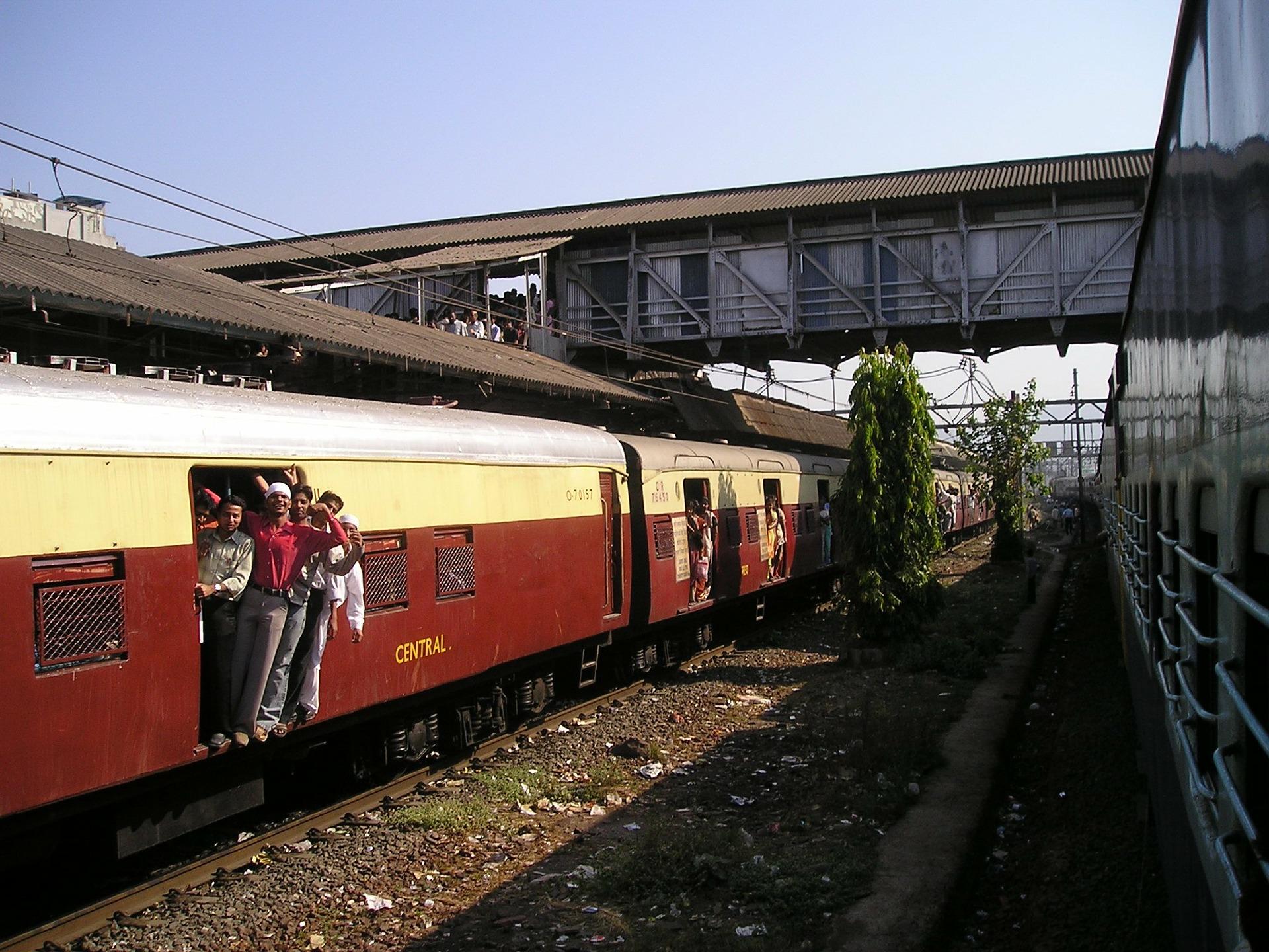India, Train Travels