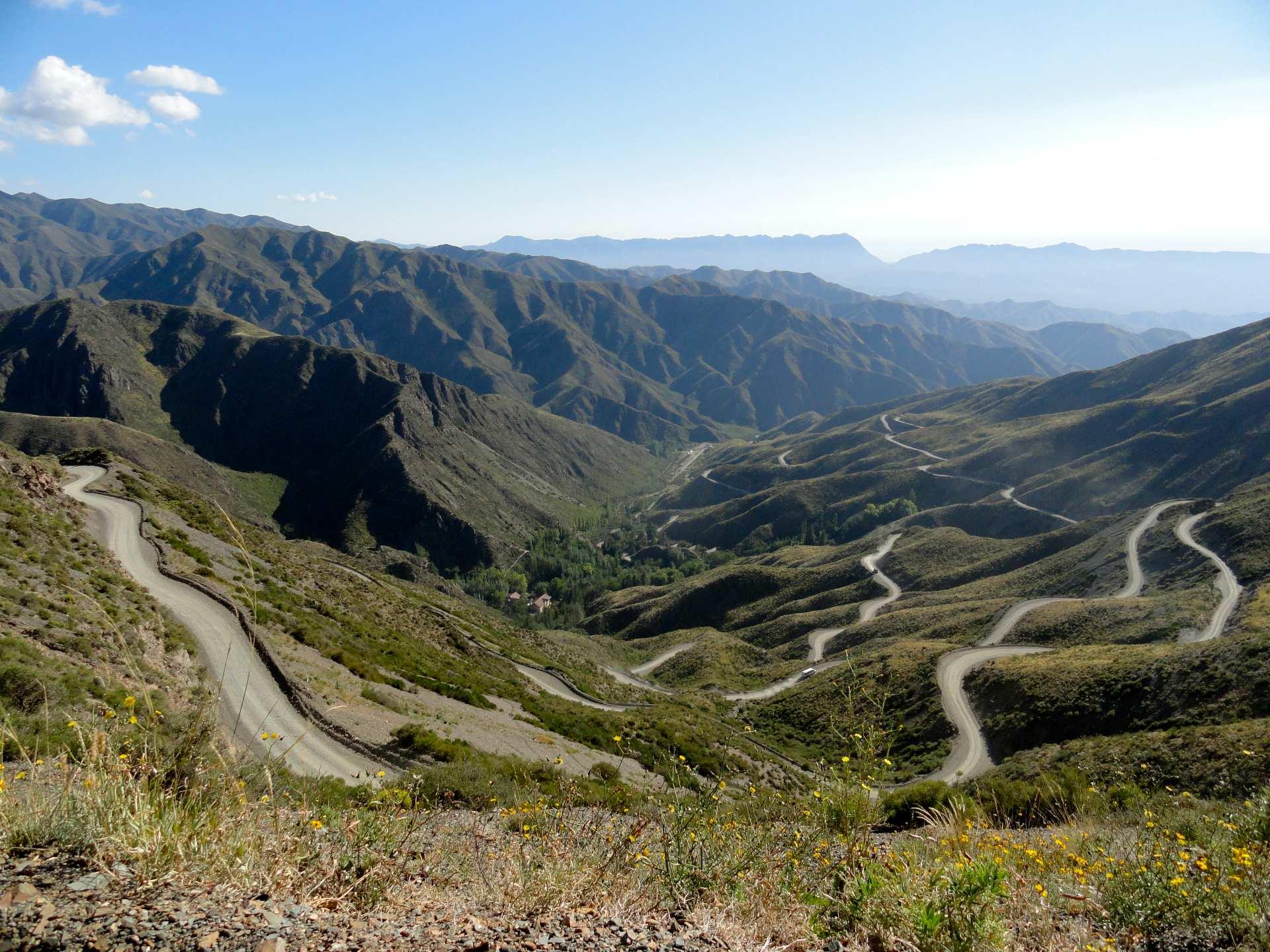 Patagonia, Bike Trip, Cycling trip