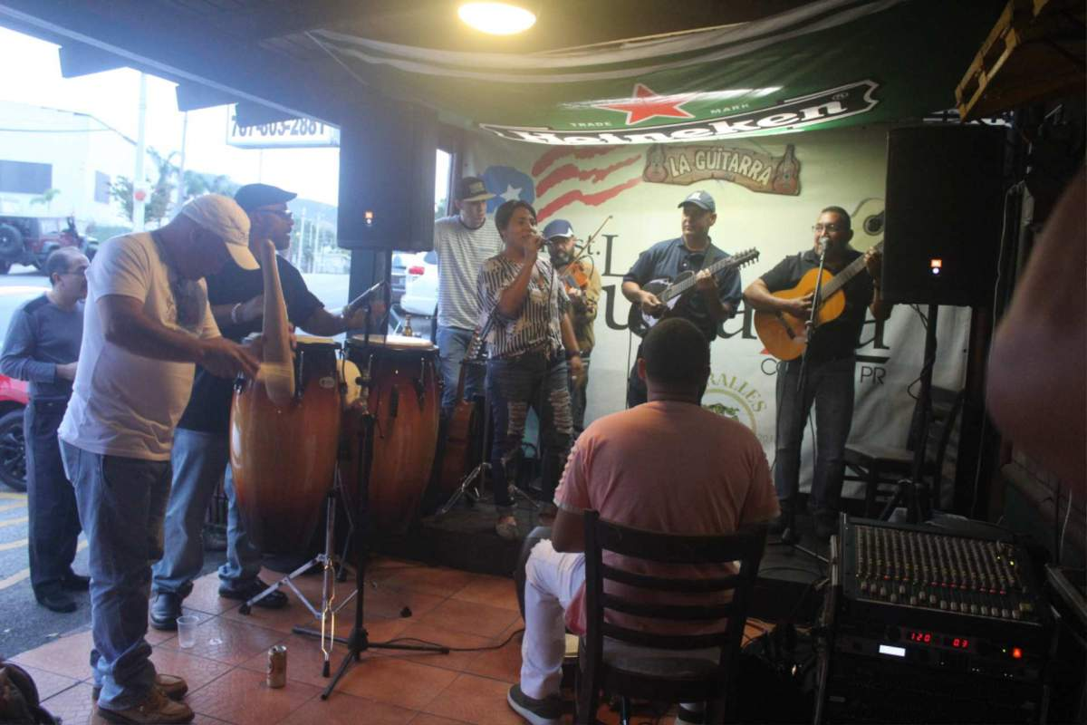 Puerto Rico Live Band