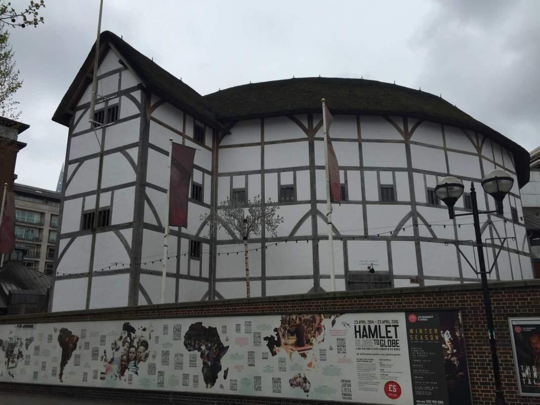 London, Globe Theatre