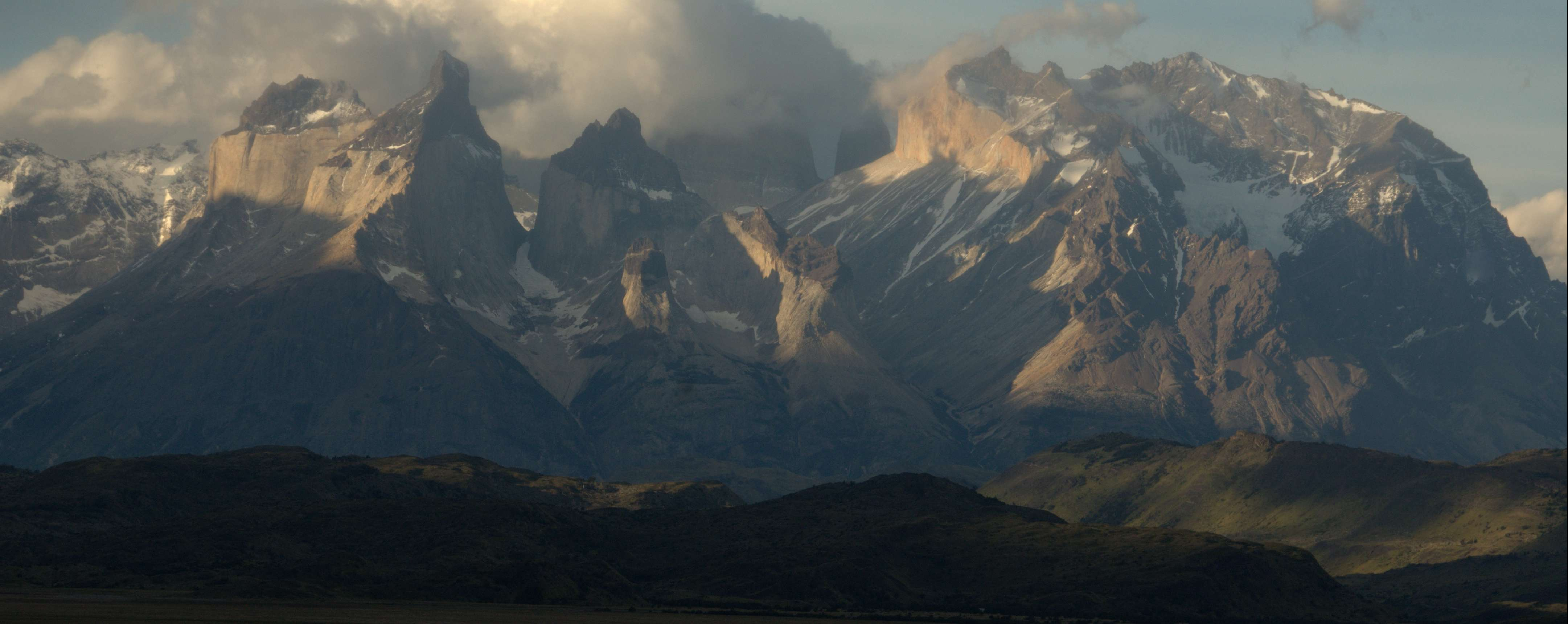 Dag Peak - Torres del Paine W Trek - Andean Treks
