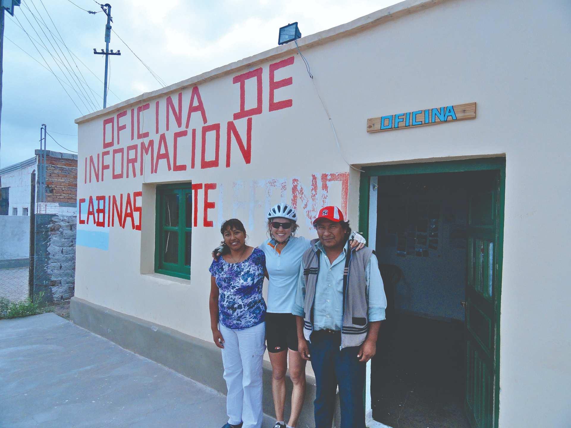 Patagonia road trip, Andes, cycling trip