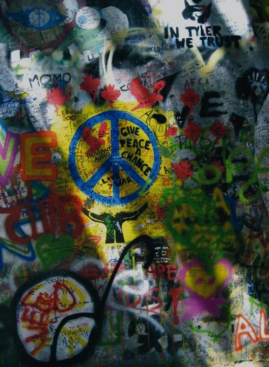https://outpostmagazine.com Prague wall graffiti _ Chris Mitchell