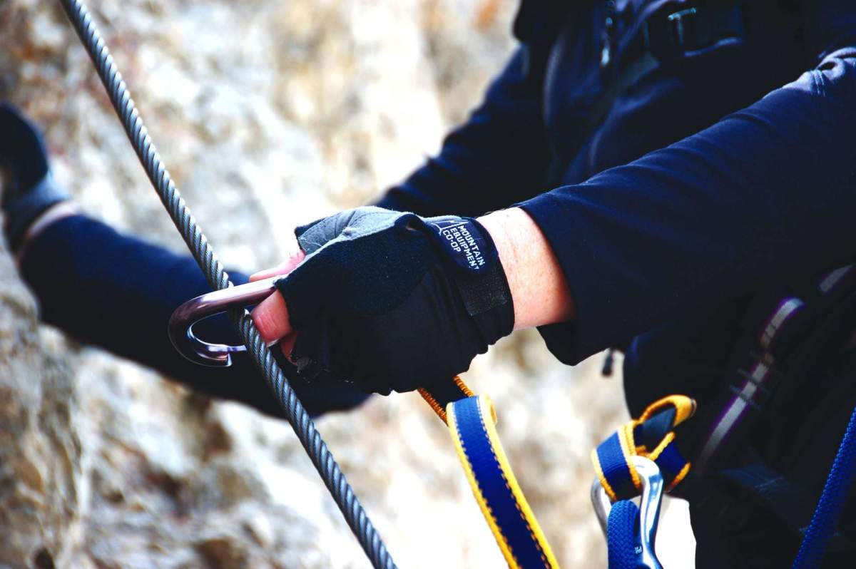 Via Ferratas Italy, dolomites, climbing