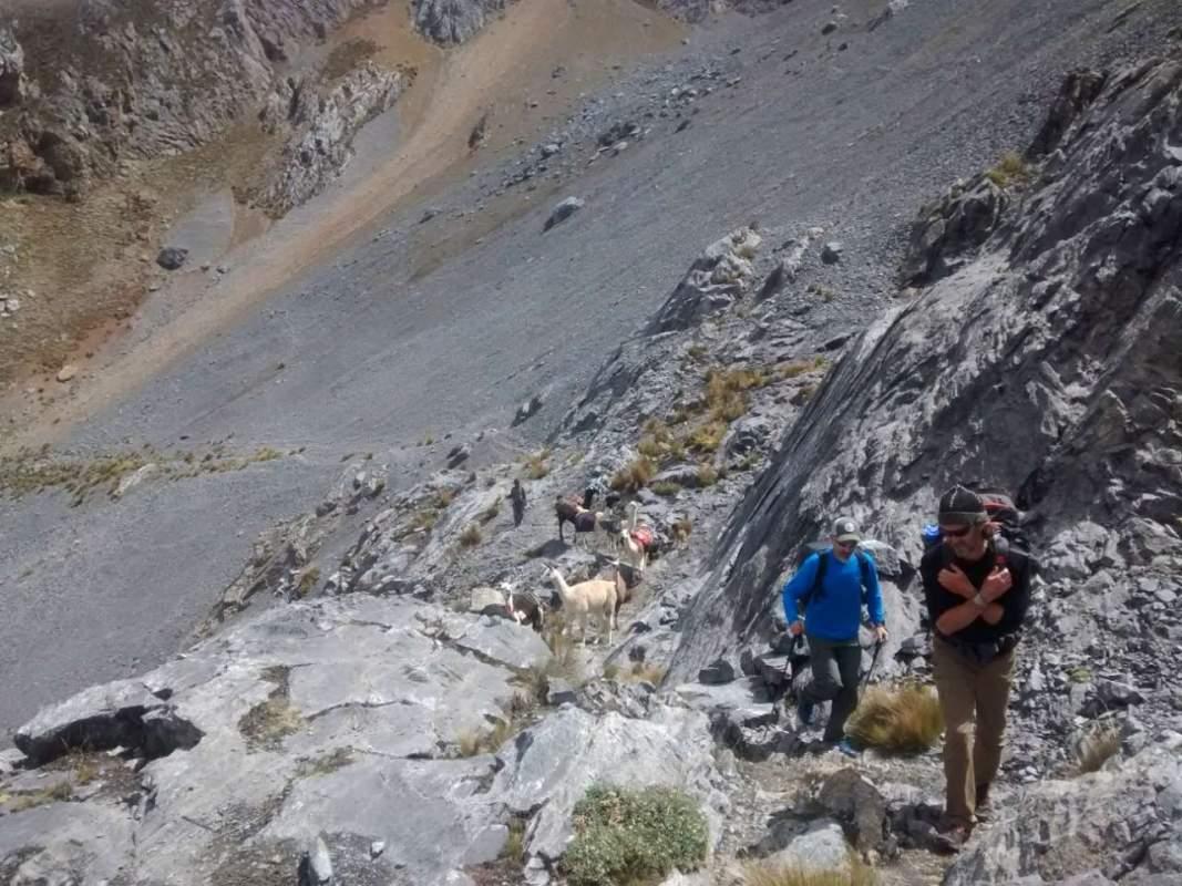 eff Fuchs & Domingo in Tanta Peru IFOP