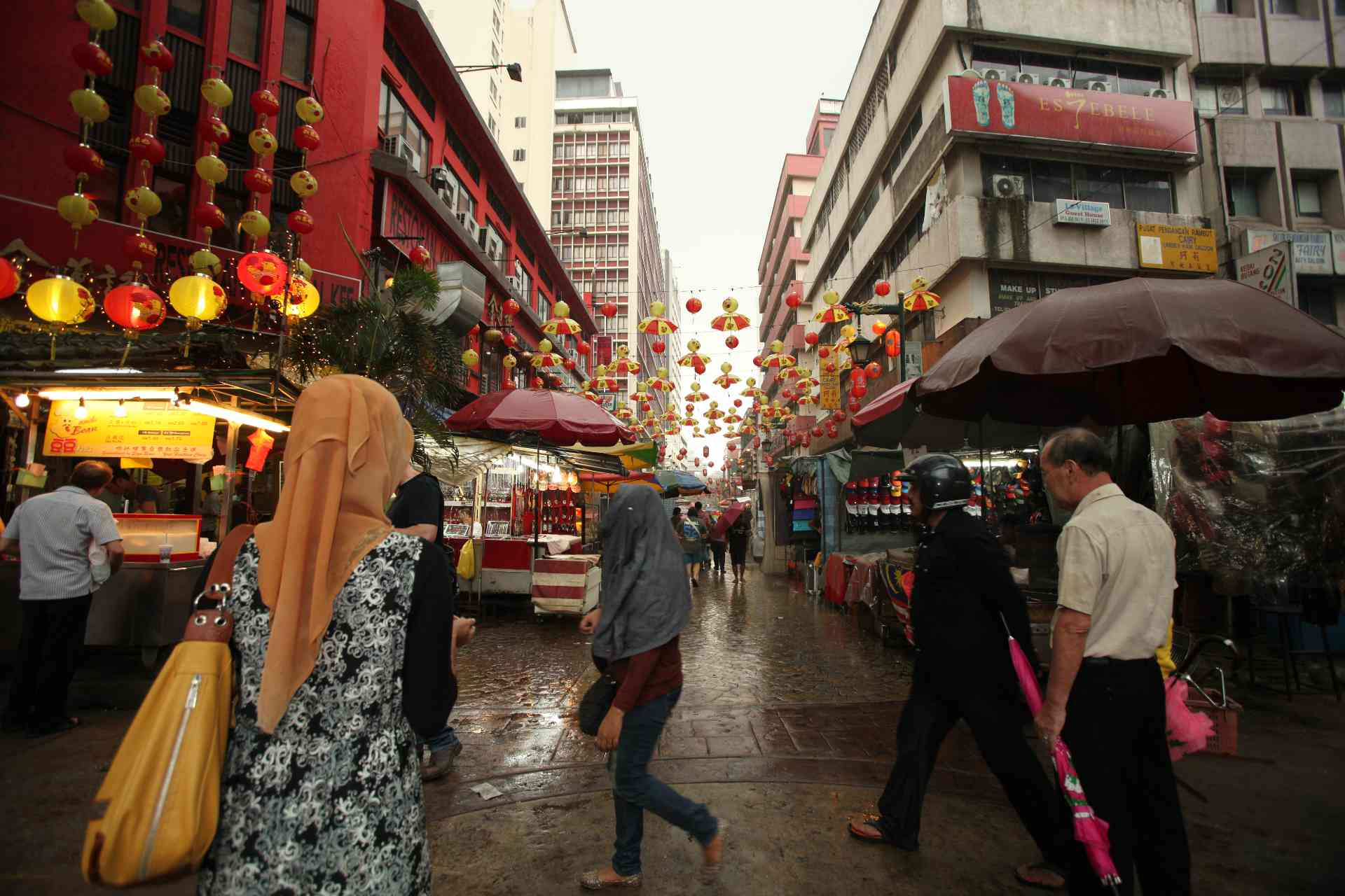 Stopovers, Kuala Lumpur Malaysia